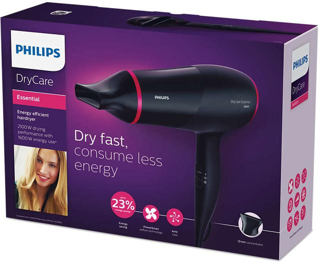 Фен Philips DryCare Essential BHD02900