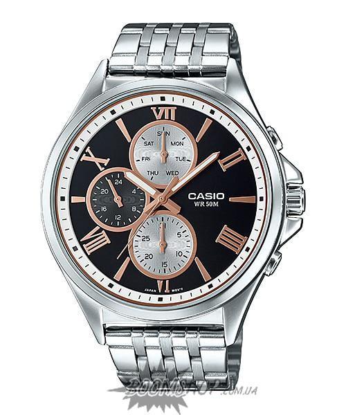 Наручные часы CASIO MTP-E316D-1A