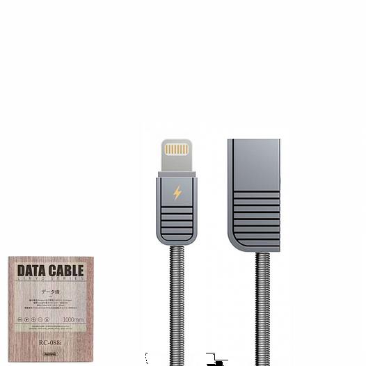 USB кабель Remax Linyo RC-088i Lightning 1m
