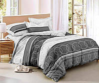 Комплект постельного белья Комфорт Текстиль Вива из сатина евро