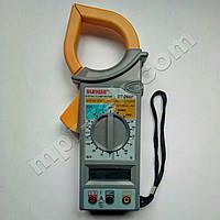 Клещи токоизмерительные цифровые SUNWA DT-266F (AC1000A, AC1000В, 20МОм, 2кГц, Ø50мм)