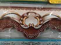 Окантовка для шпалер кольорова скляна 6см 15м2