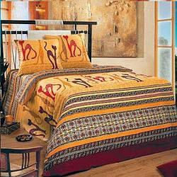 Комплект постельного белья Царский Дом КОШКИ (Бязь, 100%хлопок) Двухспальный