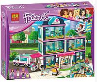 """Конструктор Bela 10761 """"Клиника Хартлейк-Сити"""" (аналог LEGO 41318 Friends ), 887 дет., фото 1"""