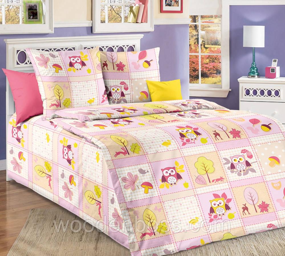 """Комплект постельного белья """"Дорис розовый"""", бязь ГОСТ"""