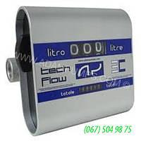 Механический счетчик расхода дизеля Tech-Flow 3C