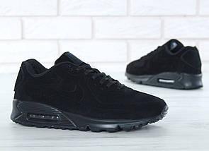 5ac4694a Купить зимние мужские кроссовки Nike Air Max 90' VT Tweed С МЕХОМ ...