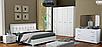 Кровать 160 мягкая спинка (с каркасом) Белла Миро-Марк , фото 2