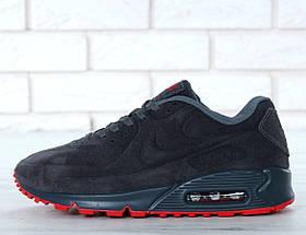 c9e3c4b7 Зимние мужские кроссовки Nike Air Max 90' VT Tweed С МЕХОМ: купить в ...