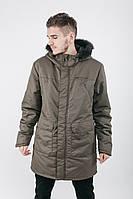 Парка Urban Planet S2 TURTLE чоловіча куртка зимова хакі L