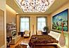 Фотопечать на натяжных потолках в спальне, фото 5
