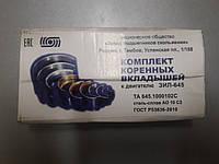 Вкладыши шатунные ЗИЛ-645 ТА.ТА.645-1000104сбС (все размеры)