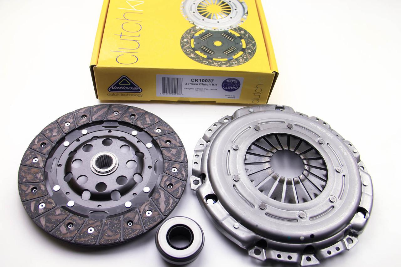 Комплект сцепления Fiat Scudo 2.0JTD/HDi 2007- (88/100kW)(240mm)