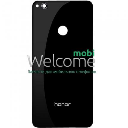 Задняя крышка Huawei Honor 8 Lite black, сменная панель хонор, фото 2