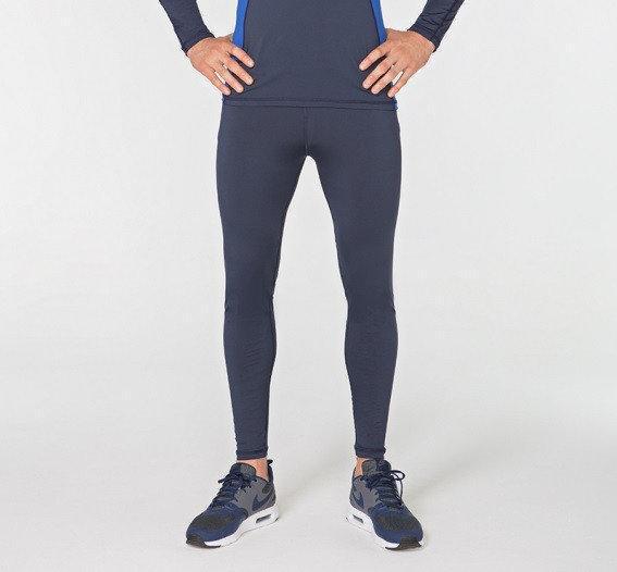 Мужские спортивные лосины для бега Radical Nexus, компрессионные штаны-тайтсы для бега