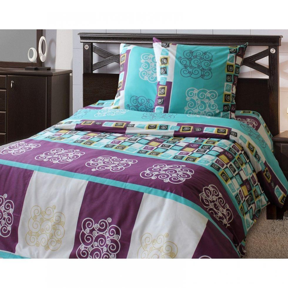 Комплект постельного белья Komfort КАРДИНАЛ (Бязь, 100%хлопок) Семейный