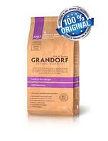 Грандорф для собак крупных пород Ягнёнок с рисом 12 кг