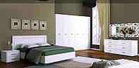 Спальня Белла Миро-Марк (скидка на матрас 50%) Белый