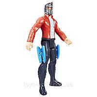 Ігрова фігурка Зоряний Лорд Вартові Галактики Marvel Guardians Galaxy Star-Lord, фото 1