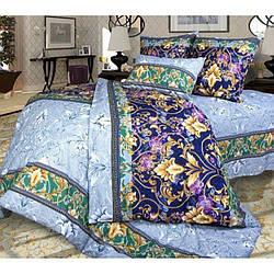 Комплект постельного белья Царский Дом ШИК (Бязь, 100%хлопок) Двухспальный