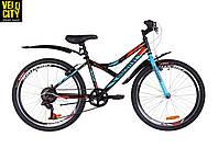"""Подростковый велосипед Discovery FLINT 24"""" 2019"""