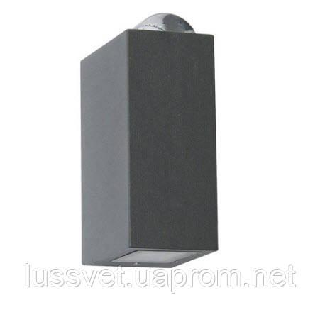 Светильник фасадный двусторонний LUTEC Evans 5186202118