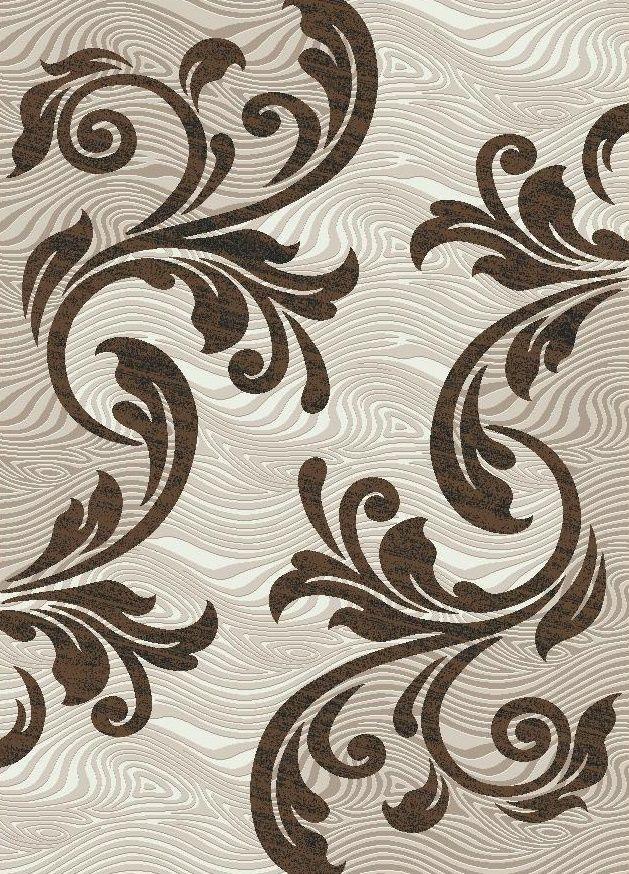 Килим Карат (Dance) Cappuccino 16025/118 (1,0x2,0м)