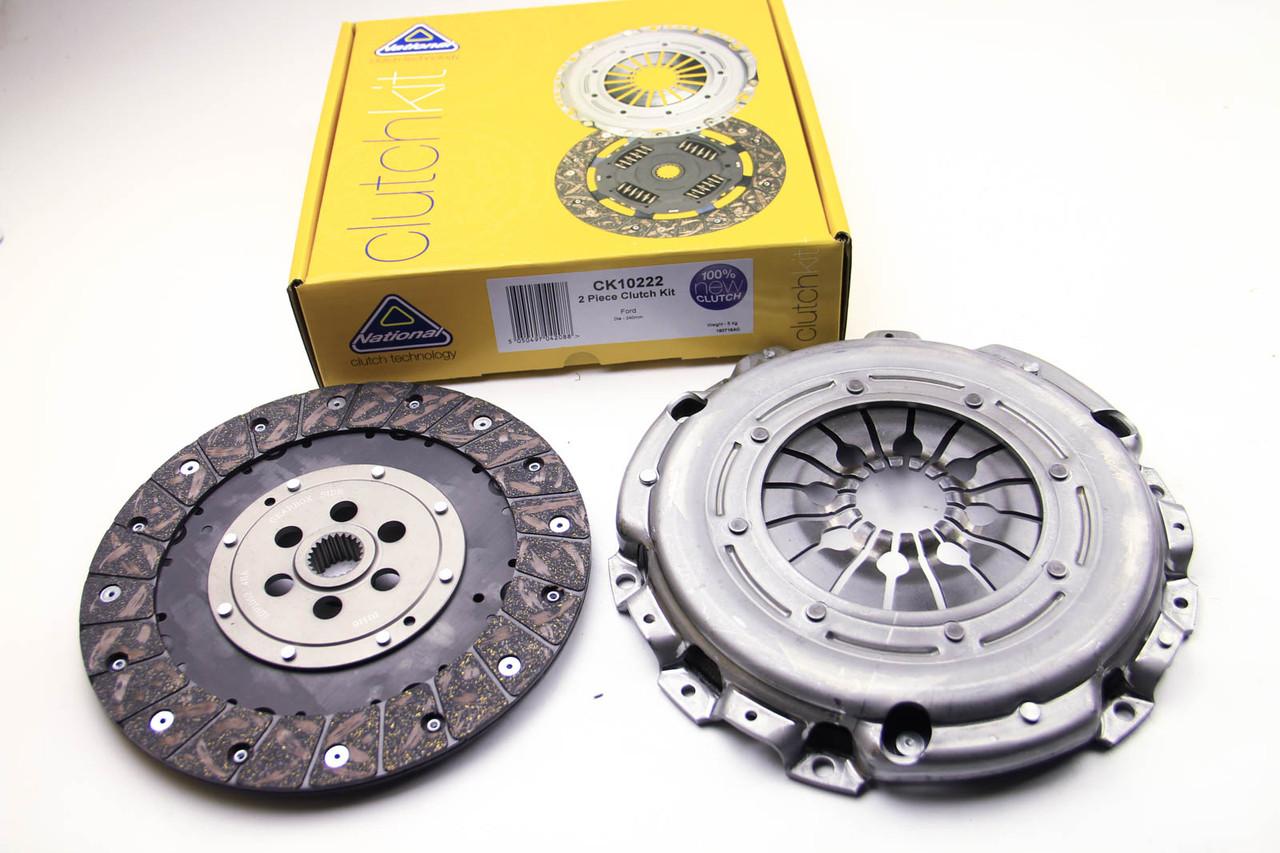 Комплект сцепления Ford Mondeo IV 1.8TDCi (240mm)