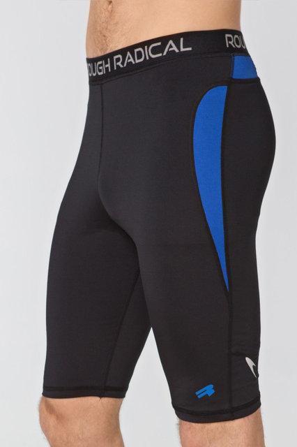 Спортивные мужские шорты-тайтсы Radical Rapid, шорты для бега, фитнеса, велоезды