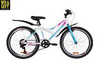 """Велосипед 24"""" Discovery FLINT 2019 для девочки"""