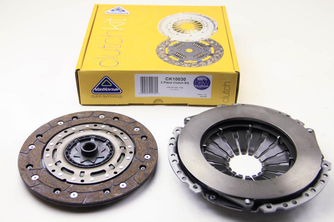 Комплект сцепления Fiat Qubo 1.3D Multijet 2008- (215mm)