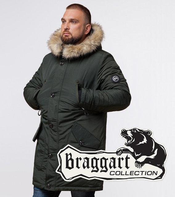 Зимние мужские куртки Braggart