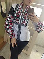Вишиванка лляна жіноча в Днепре. Сравнить цены 794f12a3d91b9