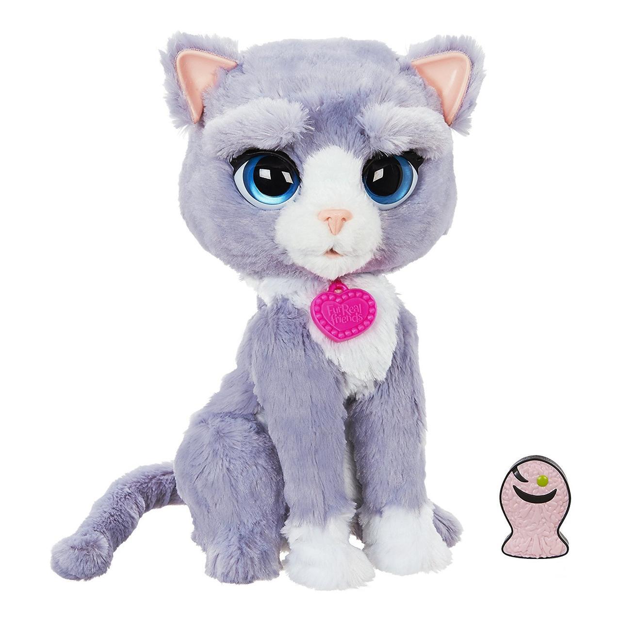 Котенок Бутси FurReal интерактивный забавные зверята Friends Bootsie Hasbro