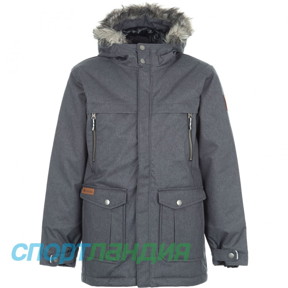 Куртка пухова для хлопчиків Columbia Barlow Pass 600 TurboDown -  Интернет-магазин