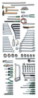 Набір інструментів в візку 111 пред. 1128-933-М HEYCO Німеччина