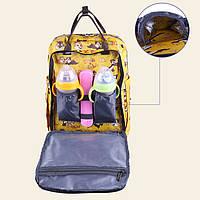 Рюкзак для мамы Чип и Дейл ViViSECRET / Сумка для мам с креплением на коляску