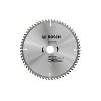Bosch Eco for Aluminium Диск пильный 230х30 Z64