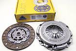 Комплект сцепления Opel Vectra C 1.9CDTi 2004- (240mm)(к маховику LUK), фото 2