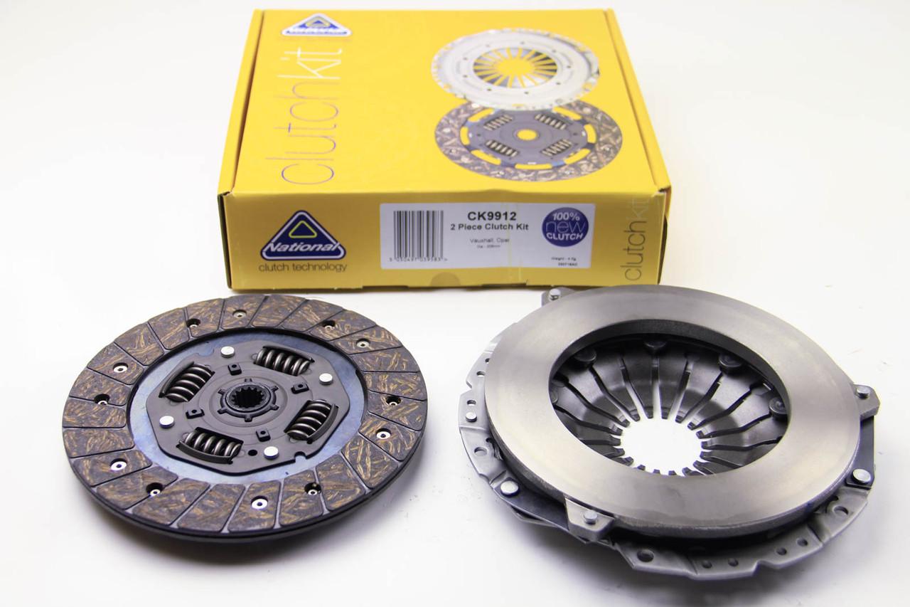 Комплект сцепления Opel Vectra C 1.8 i 2005- (205mm)(выступ 21mm)