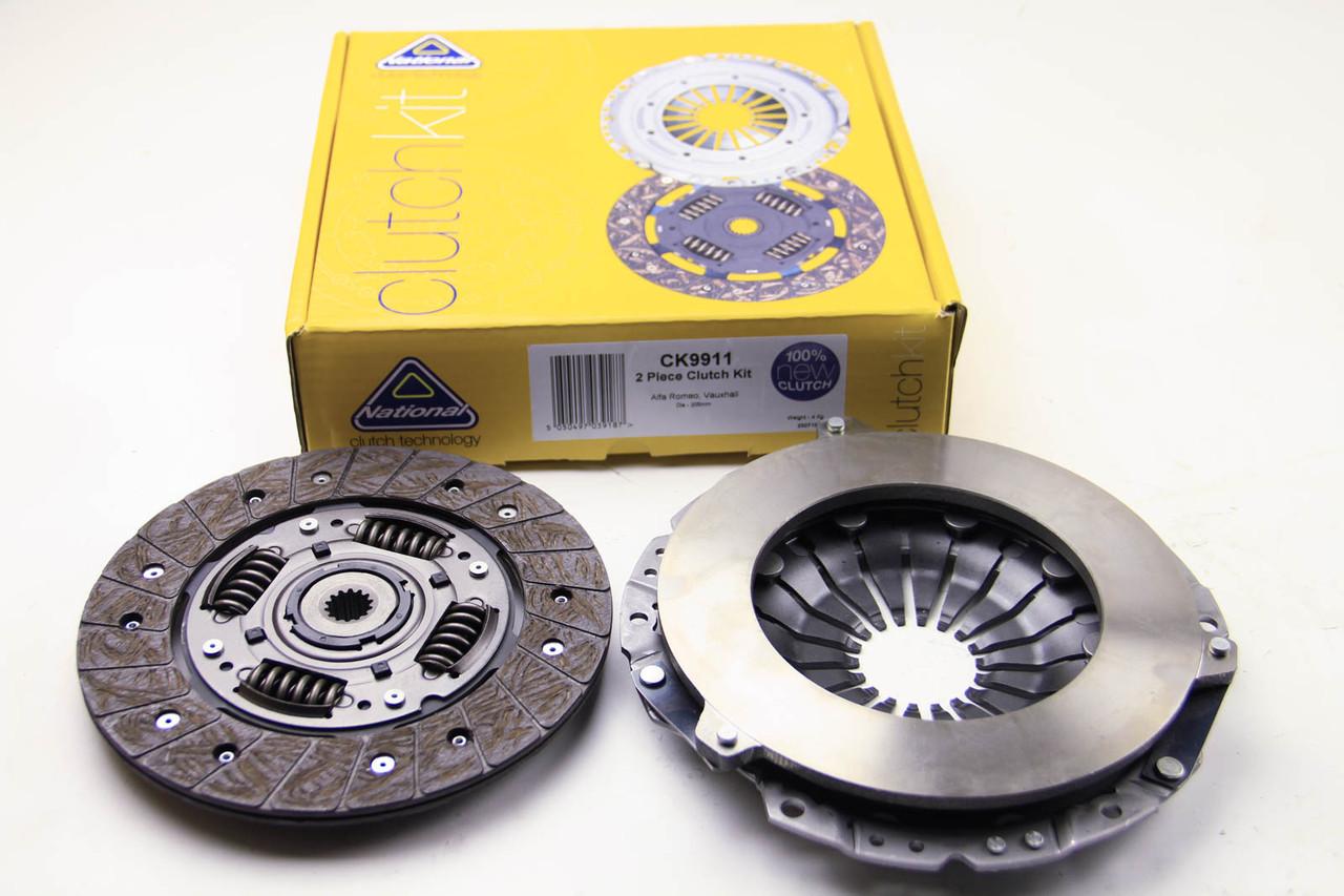 Комплект сцепления Opel Vectra C 1.8 i 2005- (205mm)(выступ 19mm)