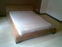Кровать с ортопедическим матрассом, фото 1