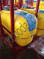 Тракторный Польский  емкосной опрыскиватель 200 литровый с шириной захвата - 8 метров, фото 1