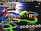 Magic Tracks Гнучкий і світиться гоночний трек 360 деталей з мостом + Дві машинки Оригінал, фото 2