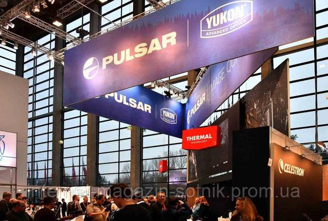 Pulsar-Accolade-LRF-XQ38-XP50 выставка