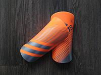 Щитки Adidas Predator Lite (оранжевые), фото 1