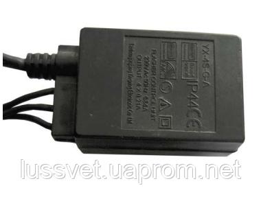 Контроллер для уличных LED гирлянд DELUX на 8 режимов (max 100Вт)