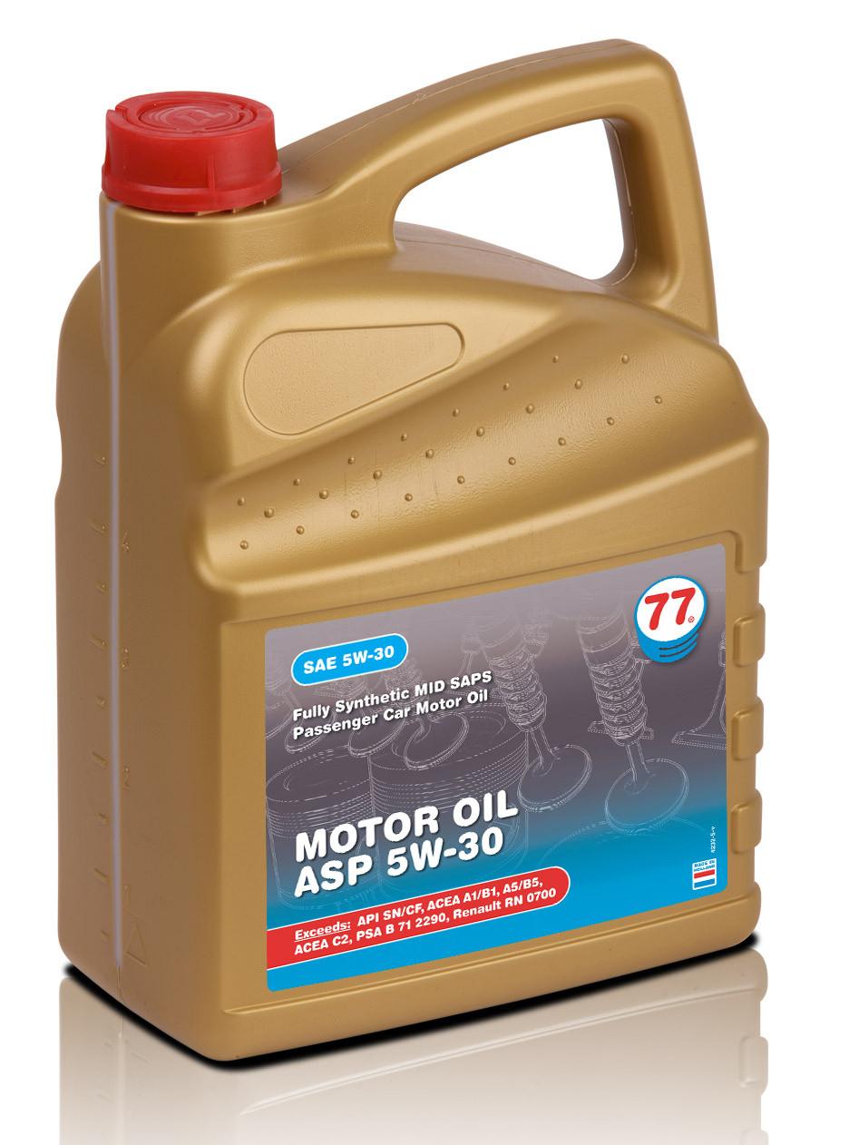 MOTOR OIL ASP 5W-30 (кан. 4 л)