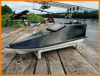 Прикормочный кораблик с эхолотом и GPS
