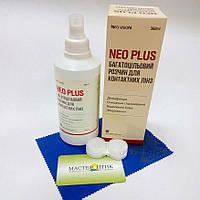 Розчин для контактних лінз Neo Vision, Neo Plus, 360 мл., фото 1